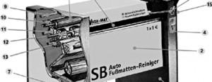 Wash-Mat 520 Standard
